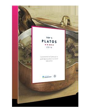 TOP 5 PLATOS